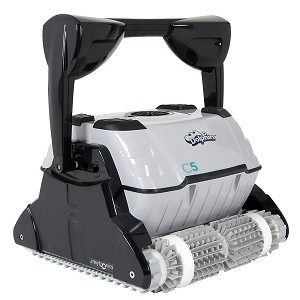 DOLPHIN C5 IG CLEANER W/ CADDY & REMOTE MAY-20-1072