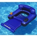Swimline Ultimate Floating Fabric Covered Chair Lounger