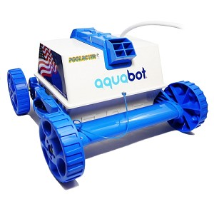 Aquabot Pool Rover Hybrid Robotic Cleaner