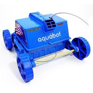 Aquabot Pool Rover Junior Above Ground Robotic Cleaner
