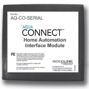 Hayward Aqua Connect HA Home Automation Interface