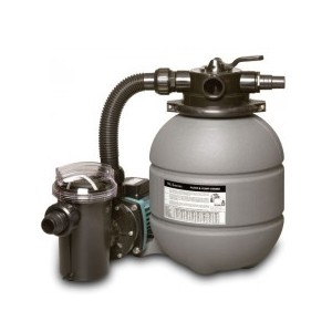 Hayward VL Series Sand Filter System w/ Pump and Valve