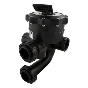 "Hayward 2"" Vari-Flo Valve for DE Filters"