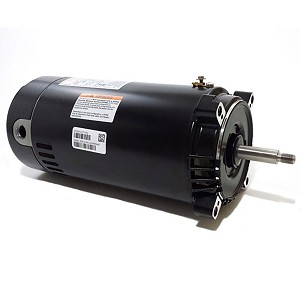 A.O. Smith Replacement C-Face Motor 1.5HP Up-Rated Single-Speed