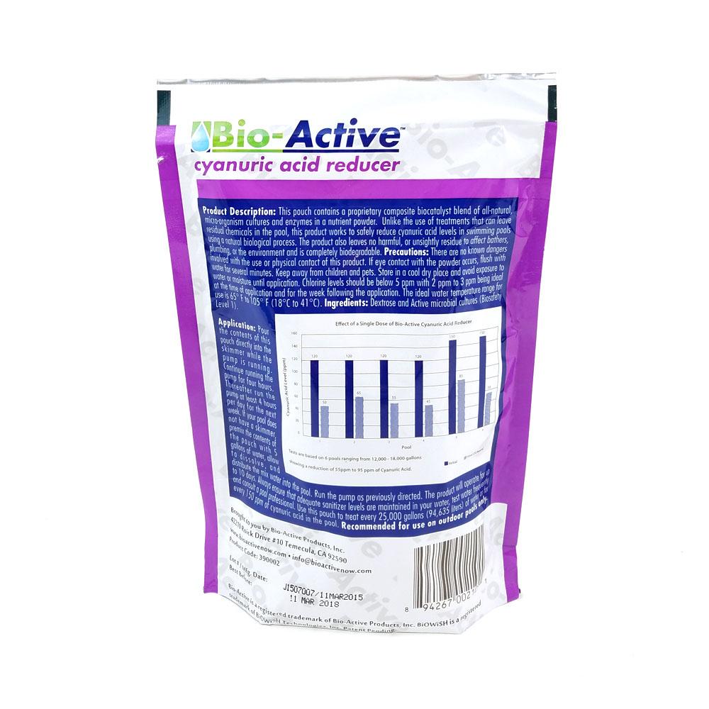 Bio Active 8oz Cyanuric Acid Stabilizer Conditioner