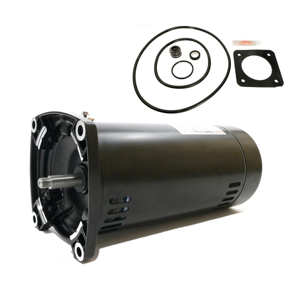 Replacement MOTOR FOR FINE SQ 450-21 1200 Watt Suction Turbine for fine SQ 450-21