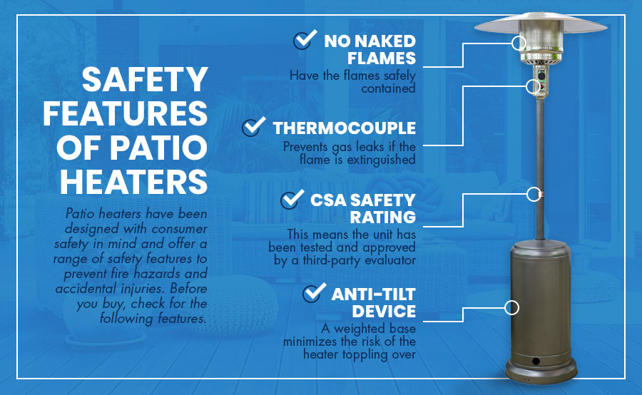 Outdoor Heating: A Complete Safety Guide to Using Your ...