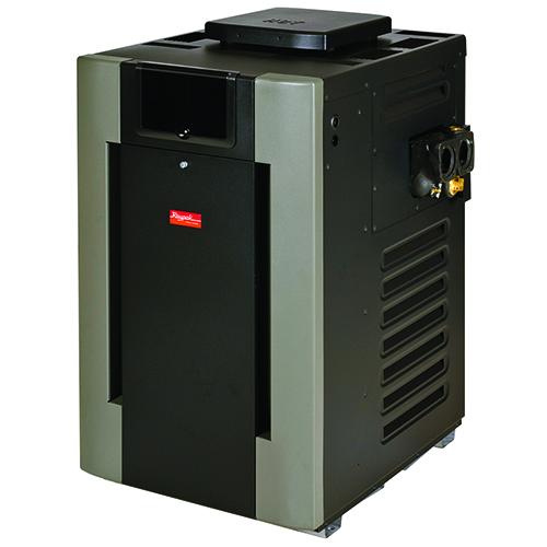 Raypak Cr406aenc50 406 000 Btu Electronic Asme Ng Heater