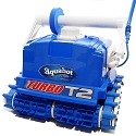 Aquabot Turbo T2 Robotic Pool Cleaner w/ Caddy