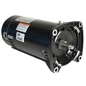 A.O. Smith Replacement Square Flange Motor .75HP Full-Rated Single-Speed