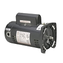 A.O. Smith Replacement Square Flange Motor 1.5HP Full-Rated Single-Speed
