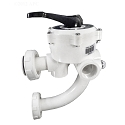 Pentair 1.5'' Multiport Valve 7.5'' Center for FNS, FNS Plus, & NSP Filters