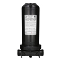 Waterway Plastics 500-5070B 50 Square Feet In-line Cartridge Filter with Bypass 1-1/2-Inch