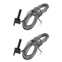 2 Pack Pentair Air Water Solar Temperature Sensor with 20-feet Cable