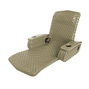 Texas Recreation Super Soft Adjustable Recliner- Bronze
