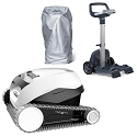 Dolphin E10 Above Ground with Caddy & Cover