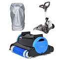 Nautilus with Caddy & Cover