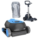 Dolphin Nautilus CC with Caddy & Cover