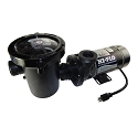 Waterway Hi-Flo II Side Discharge Above Ground Pool Pump - 1.5 hp