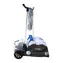 Hayward W3RC9740CUB SharkVac Robotic Pool Vacuum With Caddy