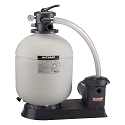 Hayward W3S166T1580S ProSeries 16-Inch 1 HP Sand Filter System