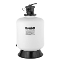 Hayward W3S210T ProSeries Sand Filter, 20-Inch, Top-Mount With Valve
