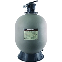 Hayward W3S244T ProSeries Sand Filter, 24-Inch, Top-Mount With Valve