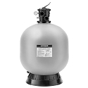 Hayward Pro Series Sand Filter, 30 inch, with Top Mount 2 inch Multiport Valve