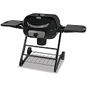 UniFlame Deluxe Outdoor Barbecue Charcoal Grill