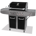 UniFlame Deluxe Outdoor Barbecue Gas Grill