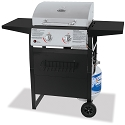 UniFlame Stainless Steel Outdoor Barbecue Gas Grill