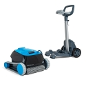Maytronics Dolphin Nautilus CC with Caddy Inground Pool Cleaner