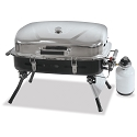 UniFlame Stainless Steel Portable Outdoor Barbecue Gas Grill