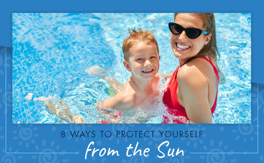 8 Ways to Protect Yourself from the Sun