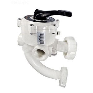 "Pentair 1.5"" Multiport Backwash Valve for Triton Sand Pool Filter SM-10-3"