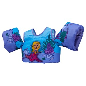 Body Glove Puddle Pals Live Vest Motion Mermaid