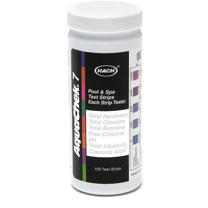 AquaChek Silver 7-Way Test Strips 100ct