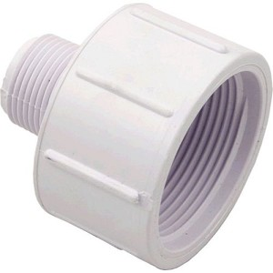 "Polaris Wall Fitting 3/4"" MPT"