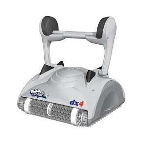 Maytronics Dolphin DX4 Robotic In-Ground Pool Cleaner