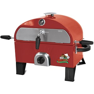 Mr. Pizza Portable Pizza Oven and Gas Grill