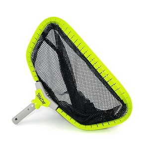 Oreq Animal Commercial Service Grade Leaf Rake Large Mesh Bag