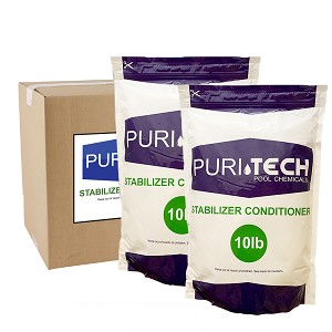 Puri Tech 20 lb Stabilizer Conditioner (Cyanuric Acid)