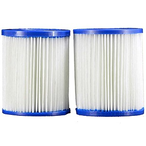 "Pleatco Cartridge Filter PIN3PAIR Intex Twin Pack ""E"" version  59904"