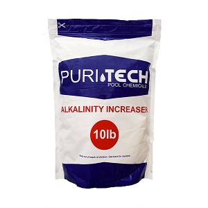 Puri Tech Total Alkalinity Increaser Plus - 10 lb