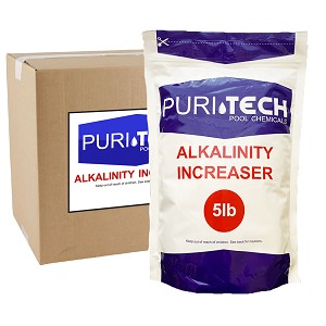 Puri Tech 5 lb Total Alkalinity Increaser Plus