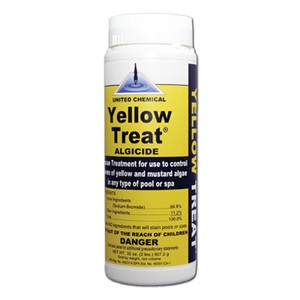United Chemical Yellow Treat 2lb