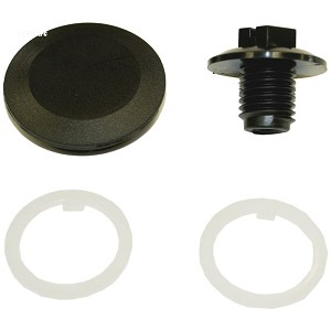 Hayward OEM CL200 CL220 Chlorinator Cover Retaining Screw w/Slip Washers & Center Cap