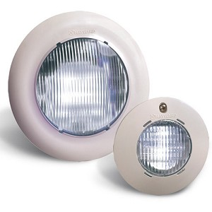 Hayward Universal Crystalogic White Led Pool Light 12v 50 Cord Plastic Face