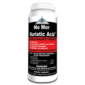 United Chemical No Mor Muriatic Acid 2.5lb