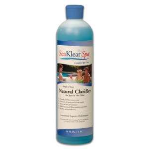 SeaKlear Natural Clarifier for Spas 1qt